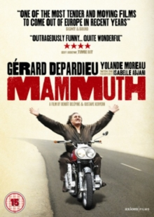 Mammuth, DVD  DVD