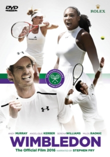 Wimbledon: 2016 Official Film, DVD DVD