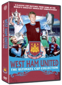 West Ham United: Ultimate Cup Collection, DVD  DVD