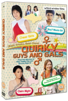 Quirky Guys and Gals, DVD  DVD
