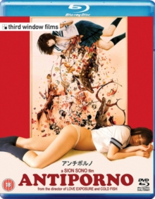Antiporno, Blu-ray BluRay