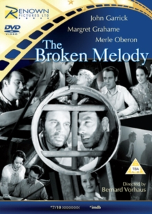 The Broken Melody, DVD DVD