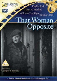 That Woman Opposite, DVD  DVD