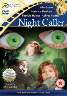 Night Caller, DVD  DVD