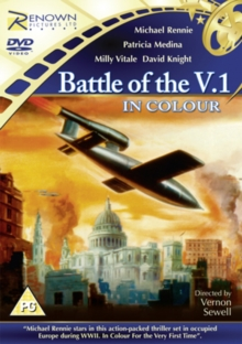 The Battle of the V.1, DVD DVD