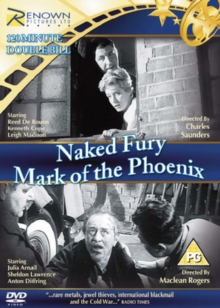 Naked Fury/Mark of the Phoenix, DVD  DVD