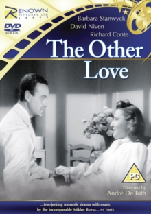 The Other Love, DVD DVD