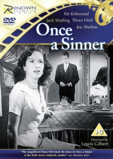 Once a Sinner, DVD  DVD