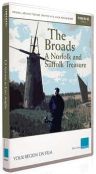 The Broads - A Norfolk and Suffolk Treasure, DVD DVD