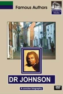 Famous Authors: Dr Johnson - A Concise Biography, DVD  DVD