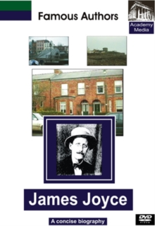 Famous Authors: James Joyce - A Concise Biography, DVD  DVD