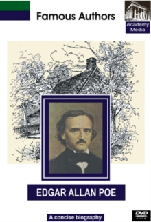 Famous Authors: Edgar Allan Poe - A Concise Biography, DVD  DVD