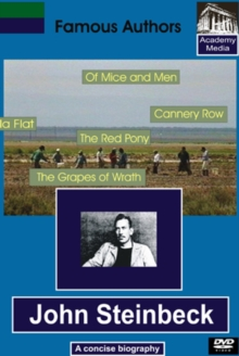 Famous Authors: John Steinbeck - A Concise Biography, DVD  DVD