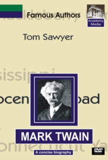 Famous Authors: Mark Twain - A Concise Biography, DVD  DVD