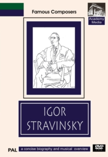 Famous Composers: Igor Stravinsky - A Concise Biography, DVD  DVD