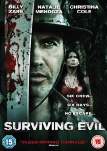 Surviving Evil, DVD  DVD