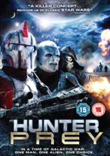 Hunter Prey, DVD  DVD