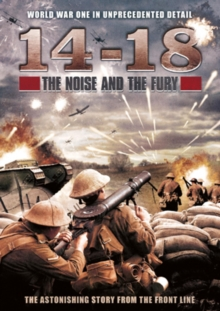 14-18 - The Noise and the Fury, DVD  DVD
