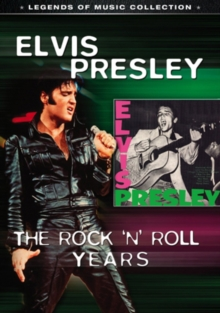 Elvis Presley: The Rock and Roll Years, DVD  DVD