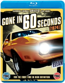 Gone in 60 Seconds, Blu-ray  BluRay