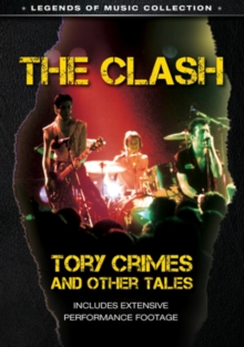 The Clash: Tory Crimes and Other Tales, DVD DVD