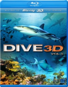 Dive: Volume 3, Blu-ray  BluRay