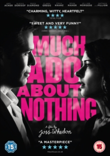 Much Ado About Nothing, DVD  DVD