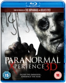 Paranormal Xperience, Blu-ray  BluRay