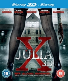 Julia X, Blu-ray  BluRay