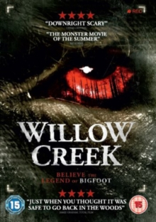 Willow Creek, DVD  DVD