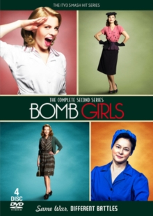 Bomb Girls: Series 2, DVD  DVD