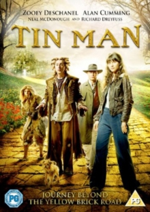 Tin Man, DVD  DVD