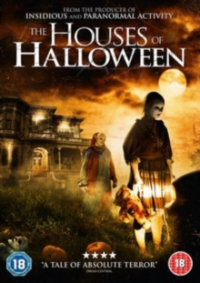The Houses of Halloween, DVD DVD