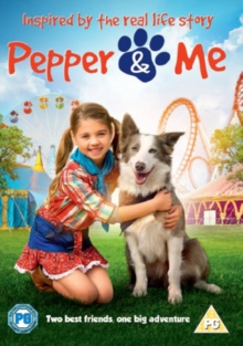 Pepper and Me, DVD  DVD