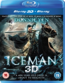 Iceman, Blu-ray  BluRay