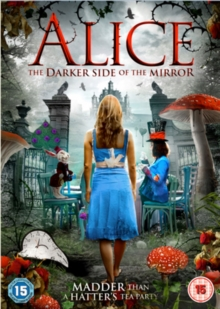 Alice - The Darker Side of the Mirror, DVD DVD