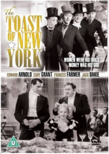 The Toast of New York, DVD DVD