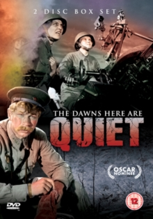 The Dawns Here Are Quiet, DVD DVD