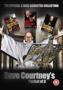 Dave Courtney: Dave Courtney's Packet of 3, DVD  DVD