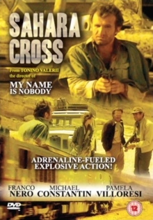 Sahara Cross, DVD  DVD
