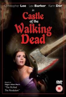 Castle of the Walking Dead, DVD  DVD