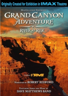 IMAX: Grand Canyon Adventures - River at Risk, DVD  DVD