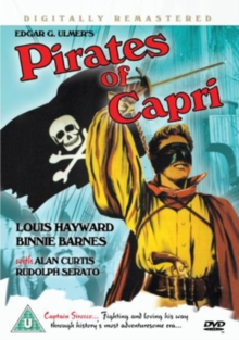 The Pirates of Capri, DVD DVD