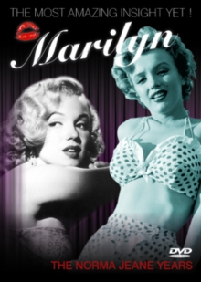 Marilyn - The Norma Jeane Years, DVD  DVD