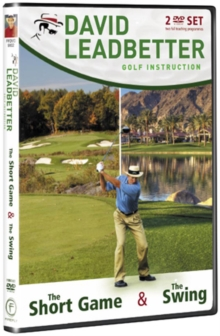 David Leadbetter: The Short Game/The Swing, DVD  DVD