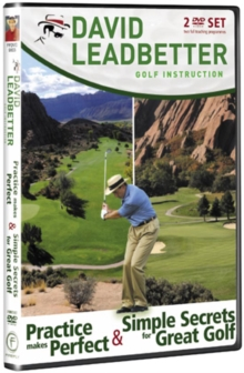 David Leadbetter: Practice Makes Perfect/Simple Secrets for ..., DVD  DVD