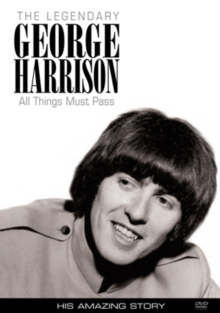 George Harrison: All Things Must Pass - His Amazing Story, DVD  DVD