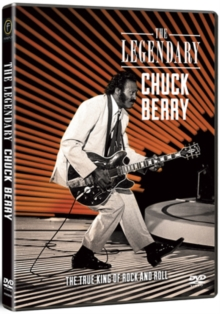 Chuck Berry: The True King of Rock and Roll, DVD  DVD