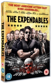 The Expendables, DVD DVD