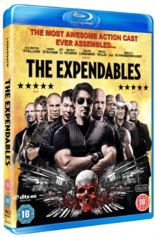 The Expendables: Uncut, Blu-ray BluRay